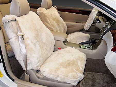 Toyota Avalon Seat Covers
