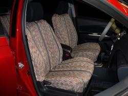 Toyota Yaris Grey Saddle Blanket Seat Seat Covers