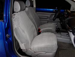 Vw Beetle Silver Dorchester Seat Seat Covers