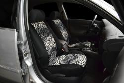 Vw Passat Neo Leopard Charcoal Seat Seat Covers