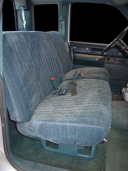 Standard Cab Seat Interchange Years The 1947 Present