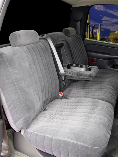 2004 Chevy Silverado 60-40 rear seat with fold down Charcoal