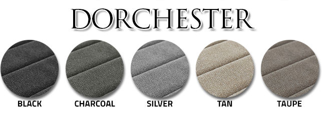 Dorchester swatches