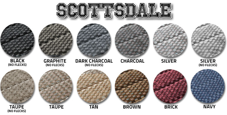 Scottsdale swatches