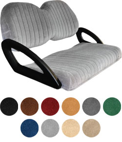 Golf Cart Seat Covers | Seat Covers Unlimited