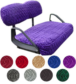 Golf Cart Seat Covers | Seat Covers Unlimited Purple Golf Cart Seat Covers on purple harley davidson seat covers, purple jeep seat covers, purple car seat covers, purple auto seat covers,