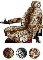 Leopard Velour
