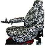 Zebra Velour