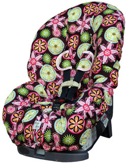 Carnival Delight Toddler Car Seat Cover Seat Covers