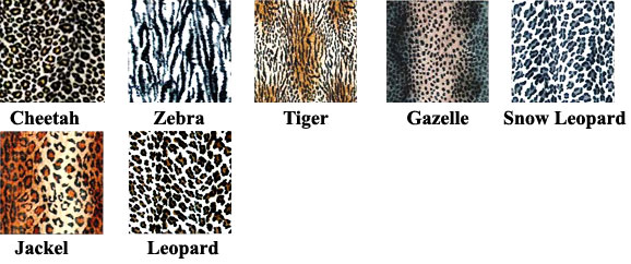 Animal Print Floor Mats Seat Covers Unlimited