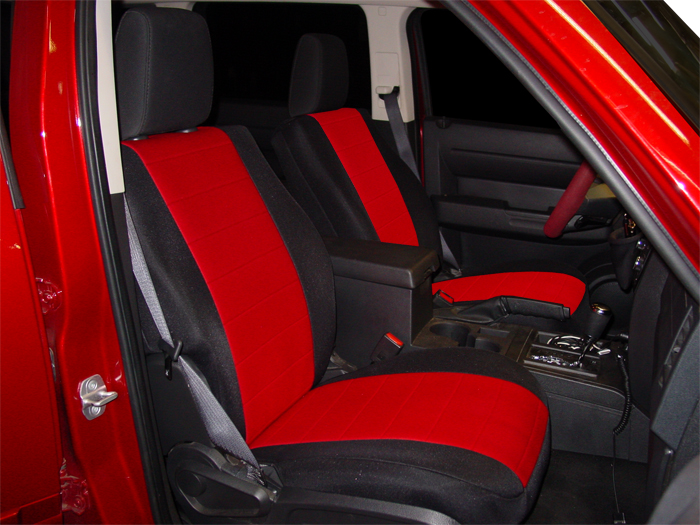 Sport Car Seat Covers Street Car