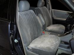 Acura Mdx Charcoal Regal Seat Seat Covers