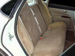 Buick Lacrosse Taupe Madrid Rear Seat Seat Covers