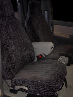 Chevy Colorado Charcoal Scottsdale Seat Seat Covers