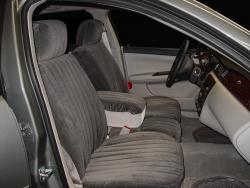 Chevy Impala Charcoal Dorchester Seat Seat Covers