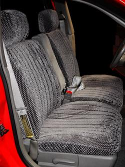 Chevy Impala Charcoal Scottsdale Seat Seat Covers
