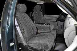Chevy Silverado Charcoal Scottsdale Seat Seat Covers