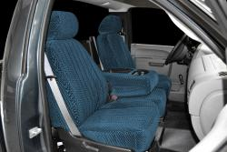 Chevy Silverado Navy Scottsdale Seat Seat Covers