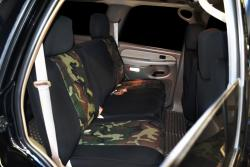 Chevy Tahoe Neo Camo Standard Mid Seat Seat Covers