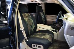 Chevy Tahoe Neo Camo Standard Seat Seat Covers