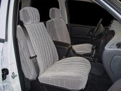 Chevy Trailblazer Silver Scottsdale Seat Seat Covers