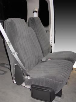 Chevy Venture Charcoal Dorchester Mid Seat Seat Covers