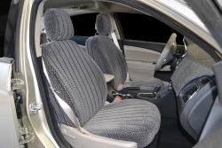 Chrysler 200 Charcoal Scottsdale Seat Seat Covers