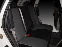 Chrysler Pt Cruiser Charcoal Neoprene Rear Seat Seat Covers