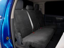 Dodge Ram Charcoal Dorchester Rear Seat Seat Covers