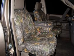 Dodge Ram Superflauge Camo Seat Seat Covers