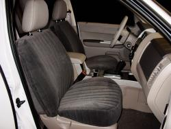 Ford Escape Hybrid Charcoal Dorchester Seat Seat Covers