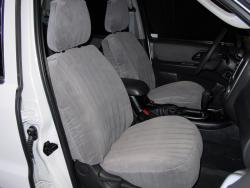 Ford Escape Silver Dorchester Seat Seat Covers
