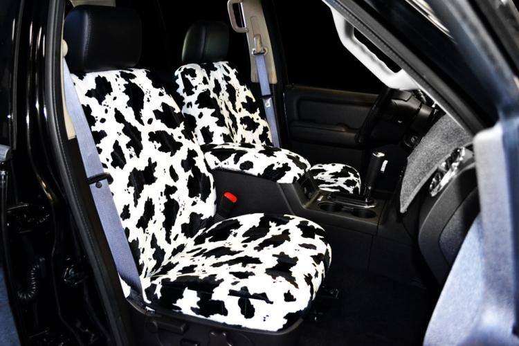 Cow Seat Covers