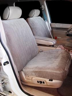 Ford Explorer Taupe Madrid Seat Seat Covers