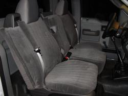Ford F-150 Charcoal Dorchester Seat Seat Covers