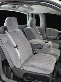 Ford F-150 Silver Dorchester Seat Seat Covers