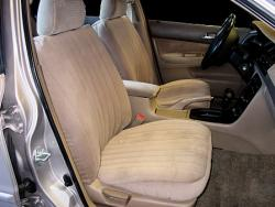 Honda Accord Taupe Dorchester Seat Seat Covers