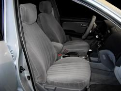 Hyundai Elantra Silver Dorchester Seat Seat Covers