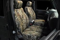 Jeep Wrangler Realtree Hardwoods Camo Seat Seat Covers