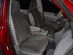 SEAT COVERS YS 06 ROSSINI SPORTS RED//BLACK TO FIT A KIA SEDONA CAR