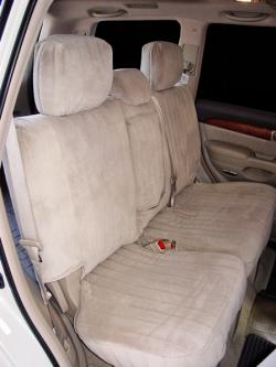 Lexus Gx470 Tan Dorchester Rear Seat Seat Covers