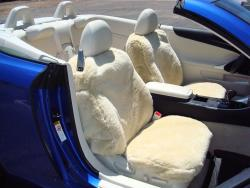 Lexus Is350c Gobi Sheepskin Seat Seat Covers