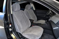 Mazda 3 Silver No Fleck Scottsdale Seat Seat Covers
