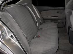 Nissan Altima Silver Dorchester Rear Seat Seat Covers