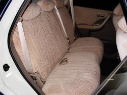 Nissan Murano Tan Scottsdale Reat Seat Seat Covers