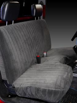 Nissan Pickup Charcoal Dorchester Seat Seat Covers