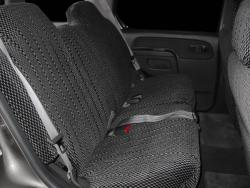 Nissan Xterra Charcoal Scottsdale Rear Seat Seat Covers