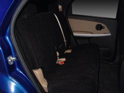Pontiac Torrent Black Scottsdale Rear Seat Seat Covers