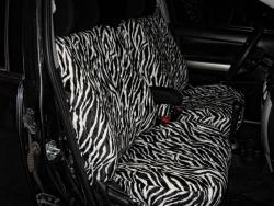 Scion Xa Zebra Velour Seat Seat Covers
