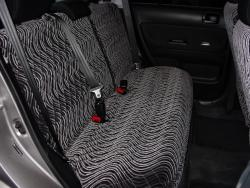 Scion Xb Charcoal Diamond Rear Seat Seat Covers
